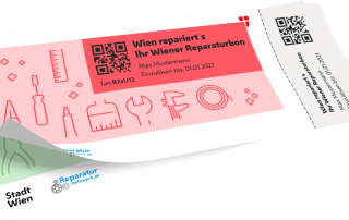 Wiener Reparaturbon, Copyright MA 22
