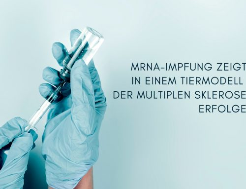 mRNA-Impfung in MS-Tiermodell