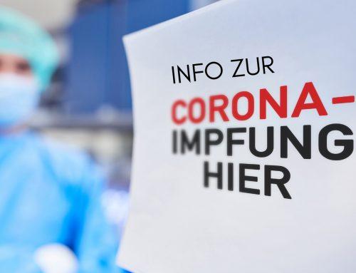 Infos zur Covid-19-Impfanmeldung