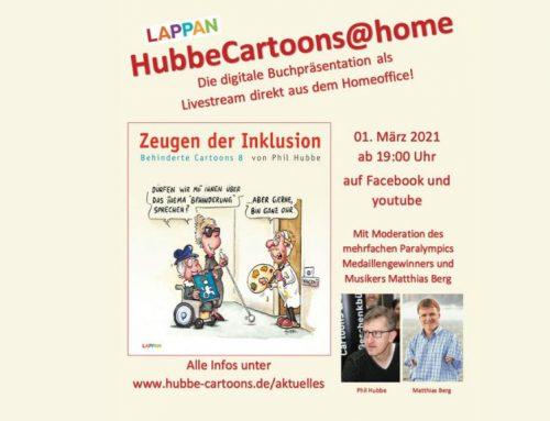 Behinderte Cartoons 8 von Phil Hubbe