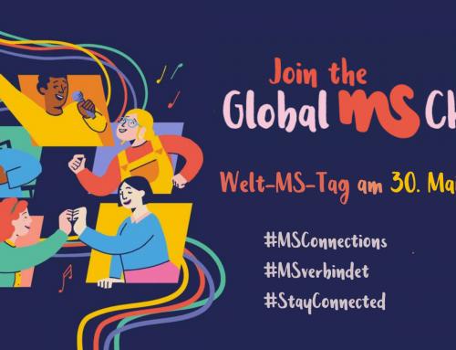 Sing mit dem globalen MS-Chor!
