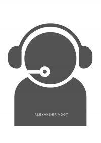 Alexander Vogt, Assistenz