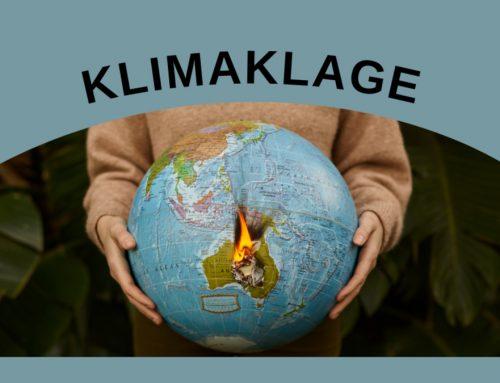 Multiple Sklerose-Betroffener unterstützt Klimaklage