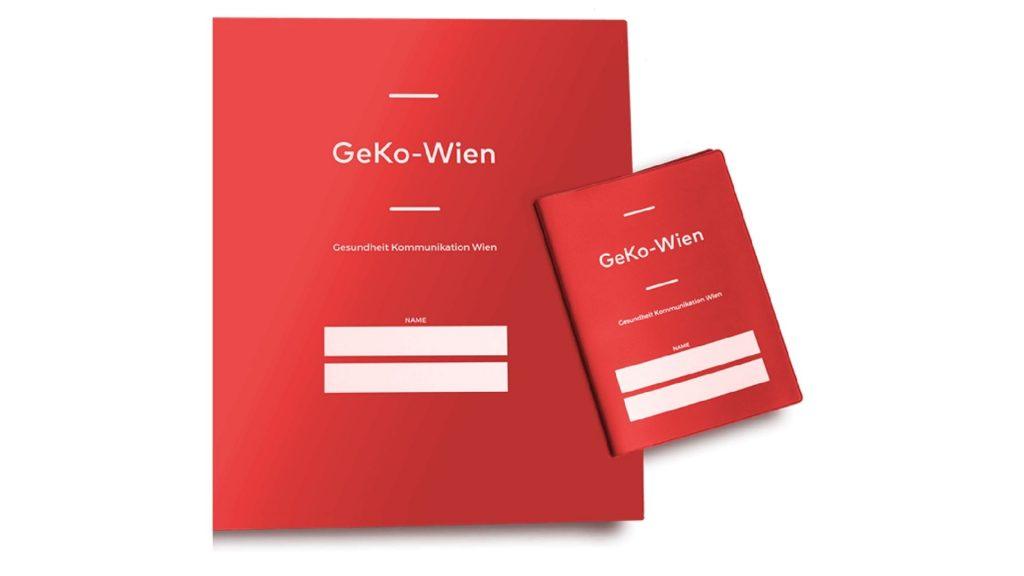 Geko-Wien: Mappe und Pass, Credit: Dachverband Wiener Sozialeinrichtungen