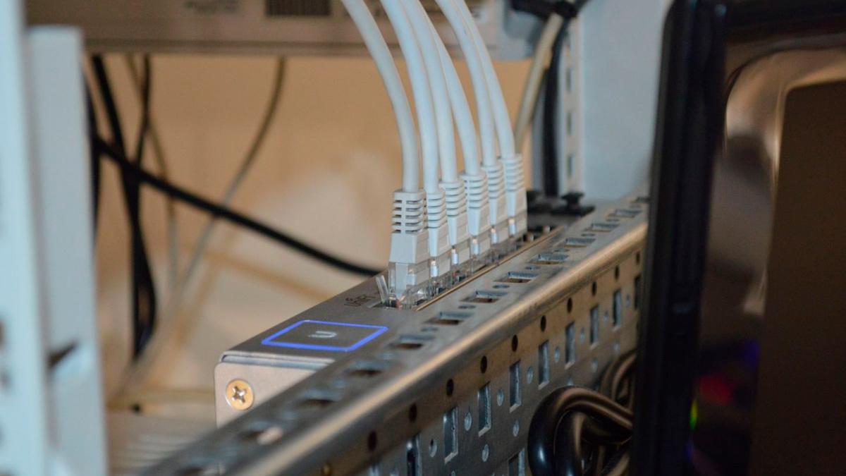 Netzwerkkabel, Credit: Unsplash