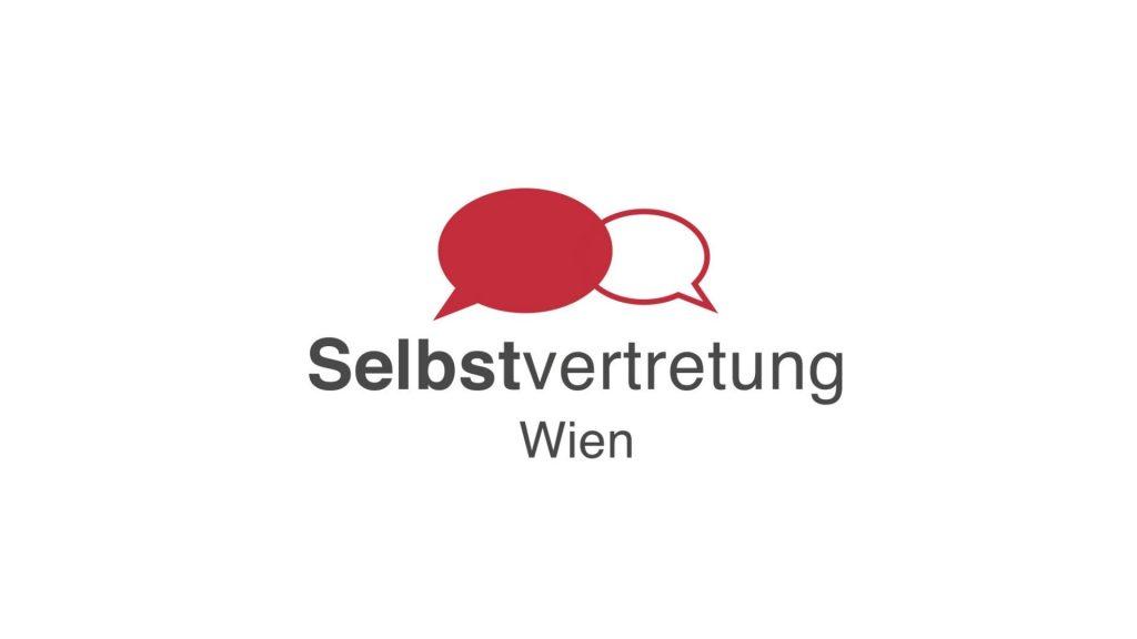Logo: Selbstvertretung Wien