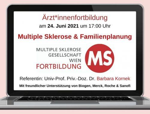 Ärzt*innenfortbildung: Multiple Sklerose & Familienplanung