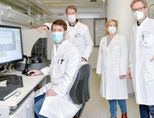 Diagnose neurologischer Krankheiten über Nervenwasser