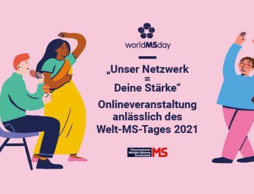 Online-Veranstaltung Welt-MS-Tag