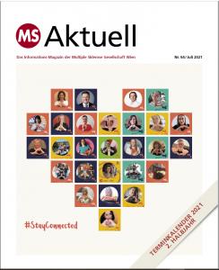 Bild vom Titelbild der aktuellen Ausgabe des MS Aktuell