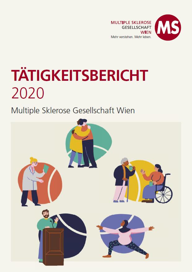 Multiple Sklerose Gesellschaft Wien: Tätigkeitsbericht 2020