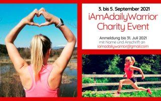 iAmAdailyWarrior Charity Event