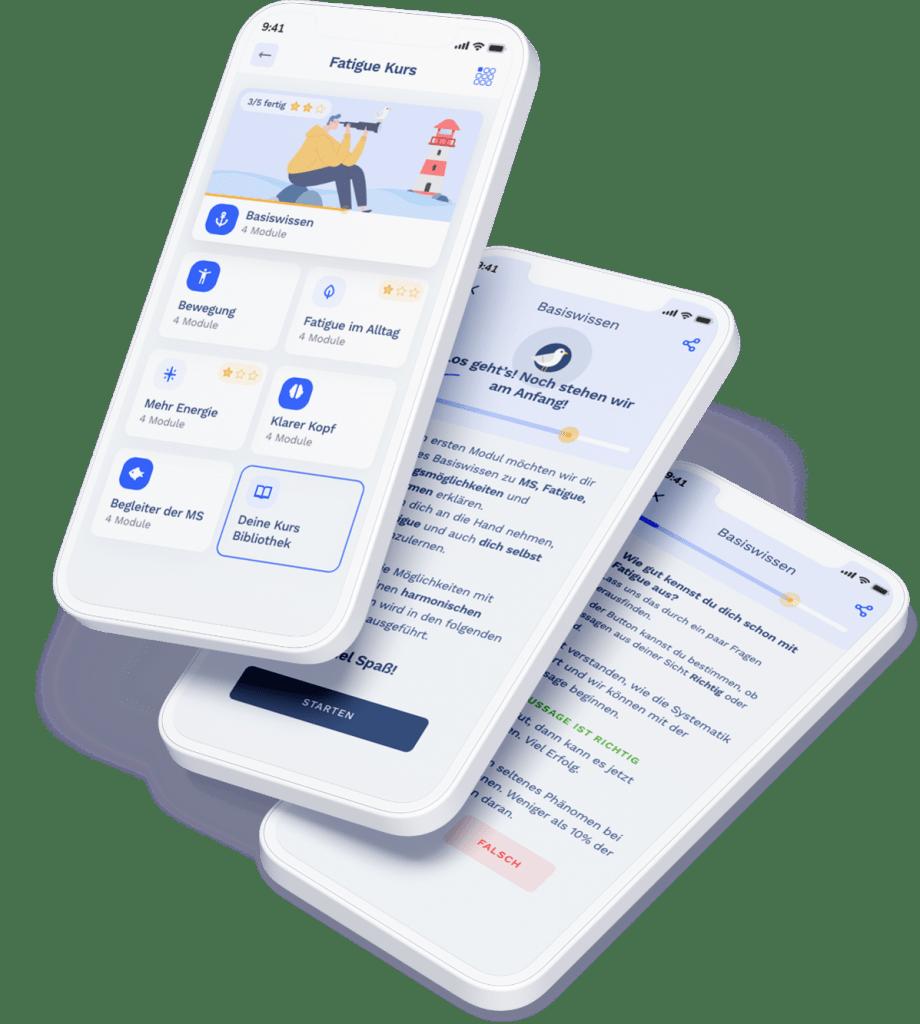 Fimo: Fatigue-App