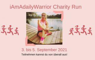 iAmAdailyWarrior Charity Run