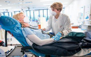 Neurologische Abteilung Klinik Floridsdorf, Foto: David Bohmann/PID